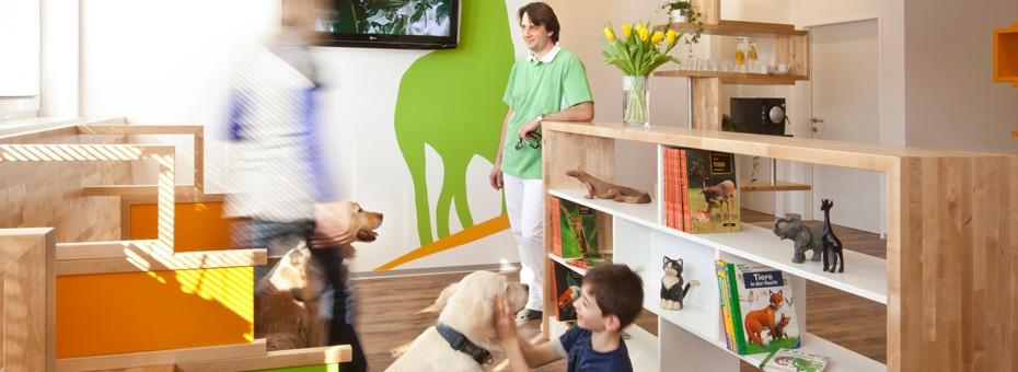 Dipl. Tierarzt Andreas Aichholzer / Kleintierzentrum www.kleintierzentrum.at ©lichtbildnerei.at