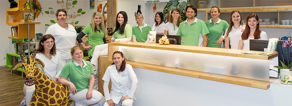 Kleintierzentrum Team 2019