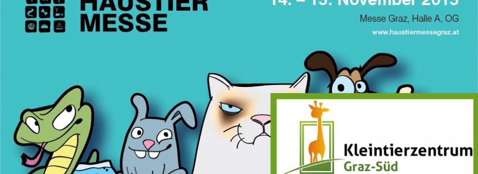 Plakat Haustiermesse