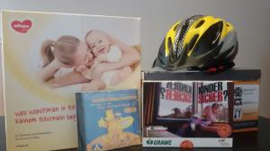 """Gewinnbox von """"Große schützen Kleine"""""""